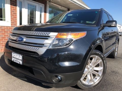 Pre-Owned 2012 Ford Explorer XLT AWD