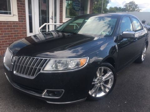 Pre-Owned 2010 Lincoln MKZ Base AWD