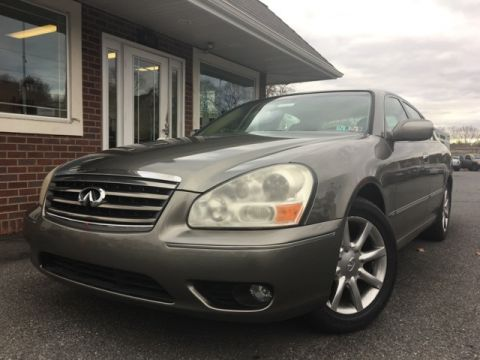 Pre-Owned 2005 INFINITI Q45 Base