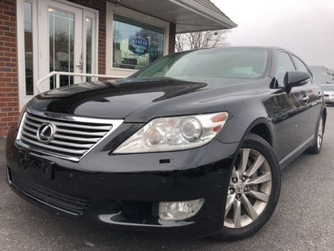 Pre-Owned 2010 Lexus LS 460 L AWD