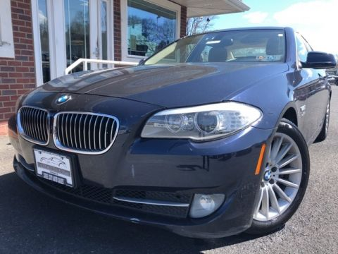 Pre-Owned 2011 BMW 5 Series 535i xDrive AWD