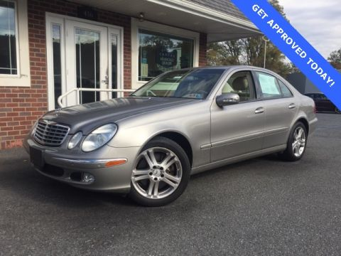 Pre-Owned 2005 Mercedes-Benz E-Class E 500