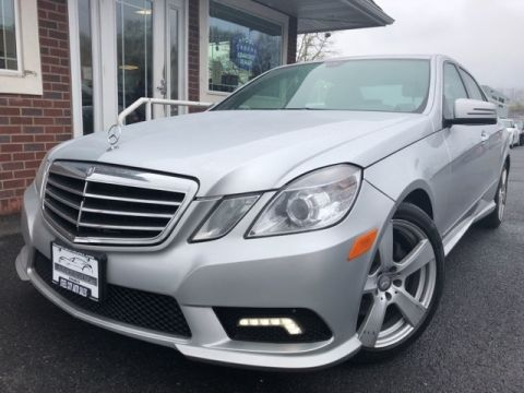 Pre-Owned 2011 Mercedes-Benz E-Class E 350 4MATIC® 4D Sedan