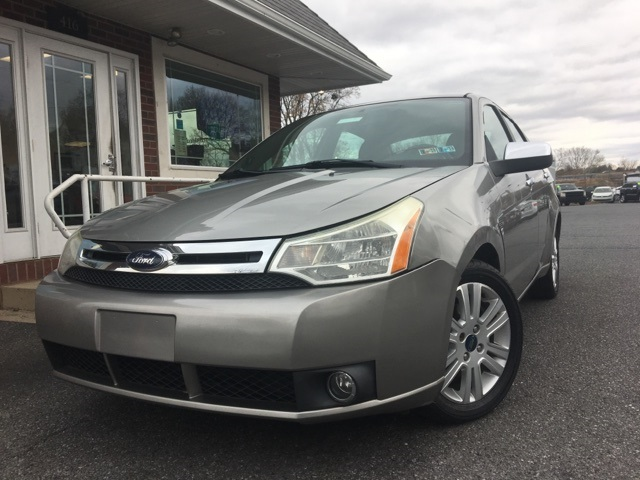 Pre-Owned 2008 Ford Focus